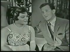 Pat Boone & Connie Francis -  My Happiness