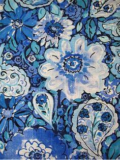 Housefabric.com - Sweet Summer Blueberry
