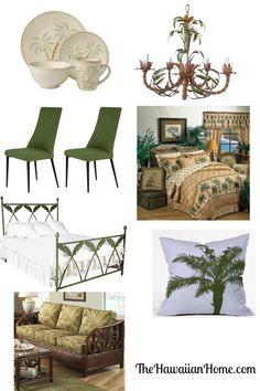 palm decor trends