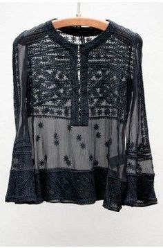 Noir Loria Top - collared short sleeve blouse, gold blouse, blue flower blouse *sponsored https://www.pinterest.com/blouses_blouse/ https://www.pinterest.com/explore/blouse/ https://www.pinterest.com/blouses_blouse/white-lace-blouse/ http://www.charlotterusse.com/clothes/tops/shirts-blouses