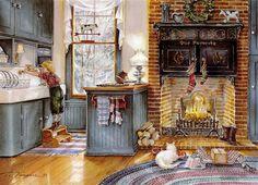 Trisha Romance The Kitchen Elf