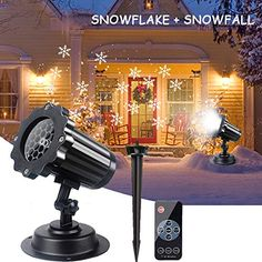 Faithful 12 Christmas Patterns Cards 48 Holiday Pattern Snowflakess Projector Lights Garden Decorative Lamp Lighting Waterproof Sparkling Without Return Access Control Kits