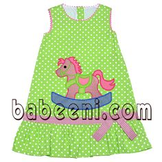 Baby girl clothing .  Available at : http://babeeni.com/
