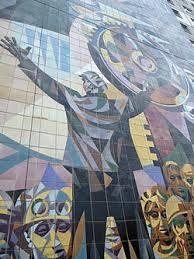 murales de mosaiquismo