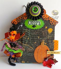 Hi everyone! I am here to share a few past projects using the House Gift Card Diecut Item #657378  by Eileen Hull. This weekend a select gr...