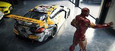 JP Performance hat den BMW M6 GT3 von Walkenhorst Motorsport foliert. Hier seht ihr das das Ergebnis.