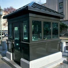 B.I.G.: High Security Guard Booths - The Commonwealth