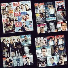 Collecting Matt covers