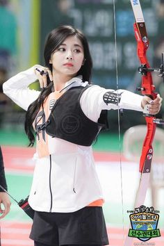 Archery Girl - Imgur