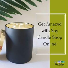 Visit soy candle shop online in Australia for buying the best in quality #soycandles. Make a memorable moment by purchasing soy candles from #soycandleshoponline in Australia.