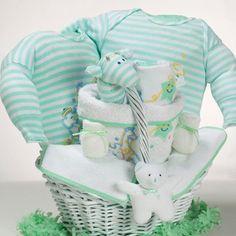 Baby Shower Gift Ideas | Catch-A-Star Basket (Baby)