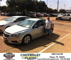 #HappyBirthday to Rick Lebeau from Everyone at Huffines Chevrolet Plano!