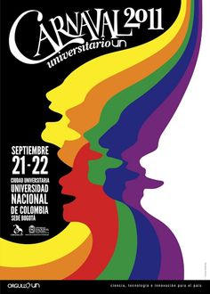Cartel Carnaval 2011 Colombia
