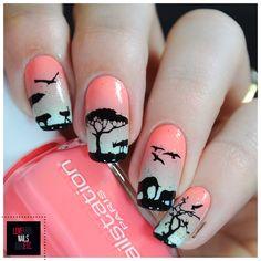 Savannah Sunset - %%type%% %%cat%% par Love Nails Etc