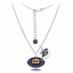 1000+ images about NFL FOOTBALL & JEWELRY (Beads, Necklaces, etc ...