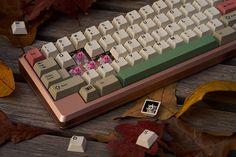 Keycap & Keyboard Photography