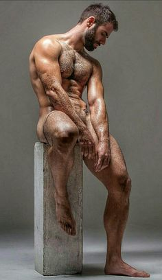 Male perfection: Handsome, hot, hairy muscle hunk. #malemodels #men #hotguys…