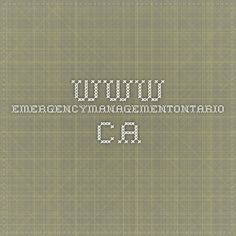 www.emergencymanagementontario.ca Government Of Canada, Make A Plan, Thunderstorms, Health And Safety, How To Stay Healthy, Improve Yourself, How To Get, Youth, Lightning Storms