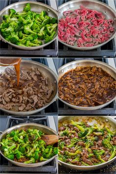 beef and broccoli Beef and Broccoli is an easy, meal loaded with broccoli, tender beef, and the best stir fry sauce. How to make Broccoli Beef Stir Fry! Beef And Broccoli Sauce, Beef Broccoli Stir Fry, Chinese Beef And Broccoli, Broccoli Recipes, Asian Beef Stir Fry, Teriyaki Beef Stir Fry, Healthy Beef And Broccoli, Healthy Ground Beef, Fresh Broccoli