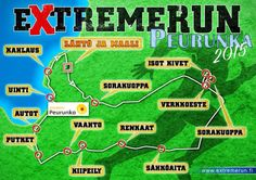 Extreme run ei pelkkä juoksukilpailu! | Miesasia