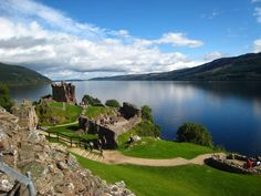 The waters are lifeless and tame. | 38 Reasons To Take The Scottish Highlands Off Your Bucket List