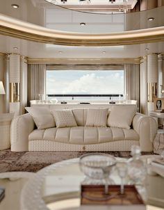 Blanche Collection wwwturriit Italian luxury living room