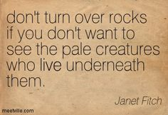 Quotes of Janet Fitch