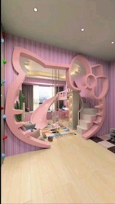 Fancy Bedroom, Room Ideas Bedroom, Diy Bedroom Decor, Girls Room Design, Home Room Design, Home Interior Design, Best Home Design Software, Royal Room, House Plans For Sale