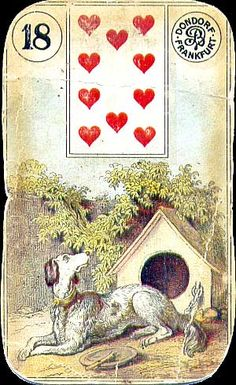 Lenormand Dog Combinations | Lenormand | Pinterest | Dogs ...