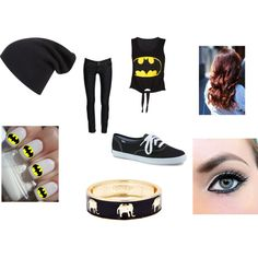 Cute Batman Outfit