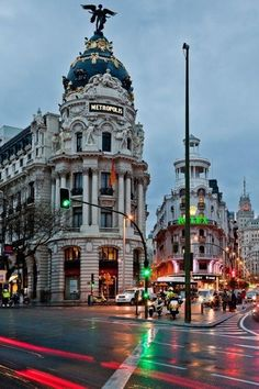 Madrid, Spain Amazing Structures