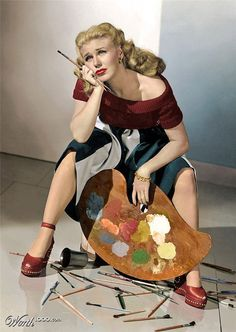 """Ginger Rogers - Can we say """"adorable?"""""""