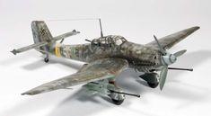 Junkers Ju-82 G2 Stuka / Academy 1/72 H.Ufuk AYDINER