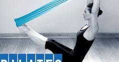 Sesión de Pilates terapéutico para corregir la postura.     Pilates terapéutico   Uno de los principales problemas que encontramos cuando t...