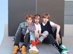 powerful trio