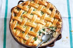Paul Hollywood's Whitby fish pie Recipe Fish Recipes, Seafood Recipes, Dinner Recipes, Cooking Recipes, Halibut Recipes, Savory Pastry, Savoury Pies, Savoury Recipes, Pisces