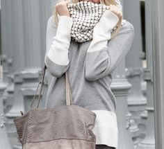 Neutral color palette: greys and whites