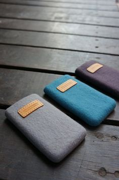 Handmade Wool iPhone Case by Dream Makers