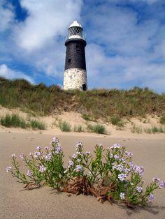 Spurn Head Lighthouse, Spurn Head, England