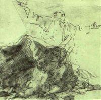 Hagar and Ishmael by Salvator Rosa