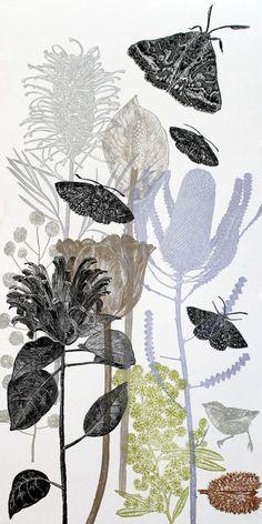 Botanical Drawings, Botanical Prints, Floral Illustrations, Illustration Art, Organic Art, Flower Artwork, Plant Drawing, Abstract Landscape Painting, Texture Art