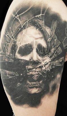 Tattoo Artist - Lasse Sjoroos | Tattoo No. 5522