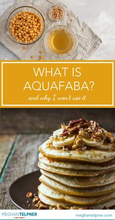 What Is Aquafaba and Why I Won't Use It