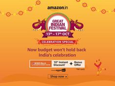 Not too late for amazing deals still available on amazon sale. but make sure you are on time else you will miss them all.  #AmazonGreatIndianFestival #Amazon #offers #Discounts #Deals #sale #dealoftheday Amazon Sale, Indian Festivals, Premium Wordpress Themes, Budgeting, Knowledge, How To Apply, Amazing, Health, Consciousness