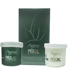 SP-00062 AGAVE RETEX SYSTEM PERMANENT STRAIGHTENER KIT Agave Healing Oil Retex System is a thermal reconditioning treatment that permanently straightens coarse, unruly hair, but allows it to retain body for curls and styling. This formaldehyde-free treatment restores and revitalizes the hair to a healthier condition, leaving it smooth and shiny with incredible shine.