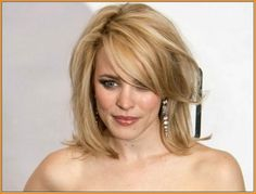 Mid Length Hairstyles For Thin Hair 2015