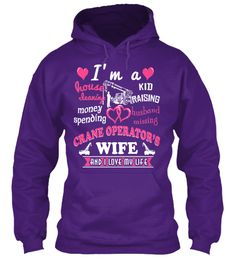 Limited Edition - Crane Operator's Wife | Teespring