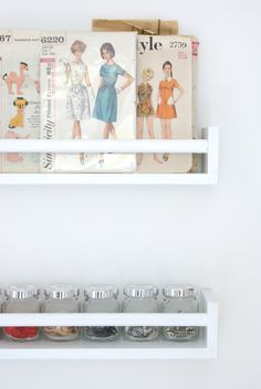 MessyJesse - a quilt blog by Jessie Fincham: Craft/Sewing Room Update