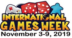 Get out of the house and play as a family, there is something for everyone at international games day @ your library. Board games, video games and more. Logic Games, T Games, Some Games, News Games, Games To Play, Video Games, Ravens Game, Monster Room, International Games