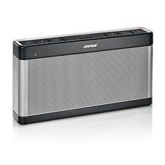 Bose SoundLink Bluetooth Speaker III - qwikby